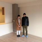 ご新築マンション 千葉県松戸市 S・T様